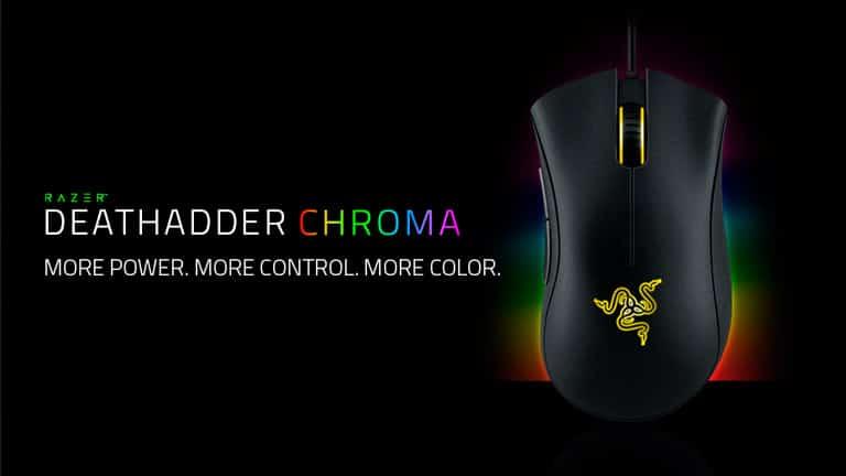 Razer Deathadder Chroma USB