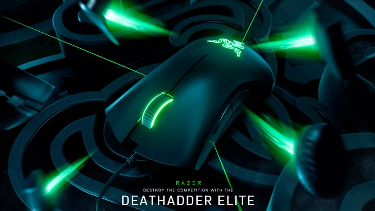 Razer-Deathadder-Elite-Mouse-Gamer