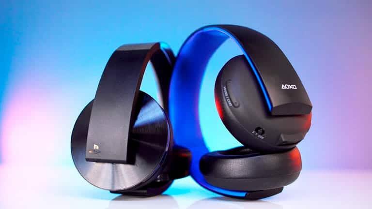 cascos para PS4