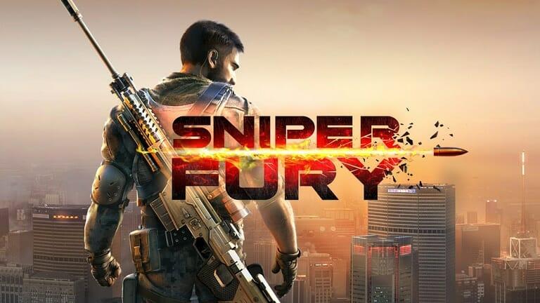 Sniper Fury para PC