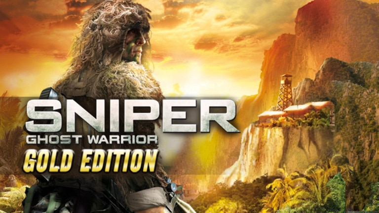 Sniper Ghost Warrior Gold Edition para PC