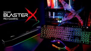 Creative Sound BlasterX