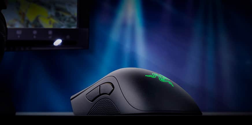 Razer Deathadder Chroma tu mejor arma gaming RGB