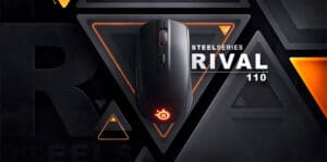 SteelSeries Rival 110 económico y diseñado para competir