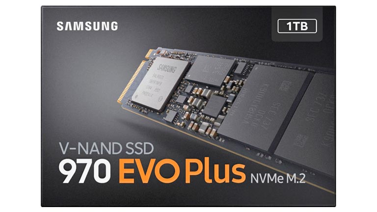 Samsung 970 EVO Plus Series