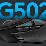 Logitech G502 el ratón gaming para juegos del año