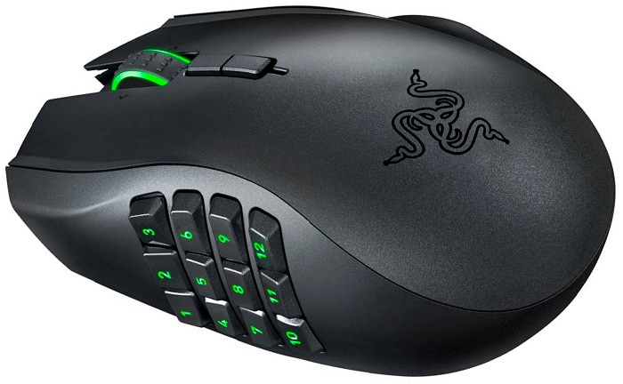 Mouse botones programables