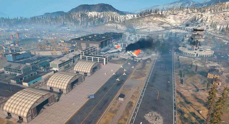 Warzone Búnker del Aeropuerto
