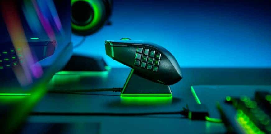 mejores marcas ratones gaming