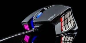 Lee más sobre el artículo Corsair Gaming Scimitar Ratón óptico gaming