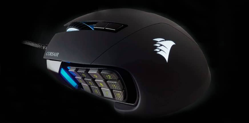 En este momento estás viendo Corsair Scimitar Pro RGB Ratón Óptico para Juegos
