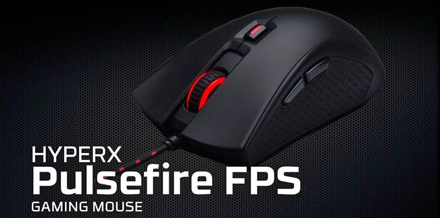 En este momento estás viendo HyperX Pulsefire FPS Ratón Gaming 3200 DPI