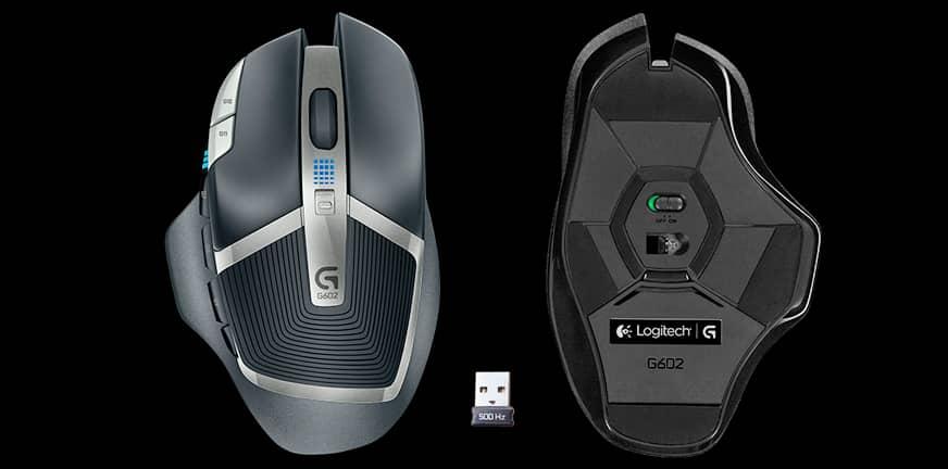 En este momento estás viendo Logitech G602 Wireless Ratón Gaming