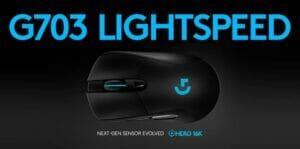 Lee más sobre el artículo Logitech G703 Wireless Ratón Gaming